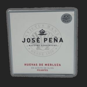 Huevas de Merluza Premium José Peña Picantes