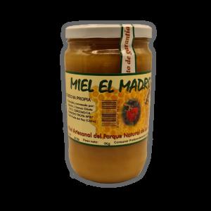 Miel El Madroño 100% natural de abeja