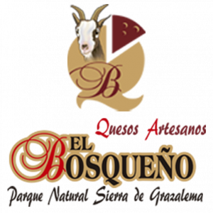 Logotipo Quesos artesanos el Bosqueño