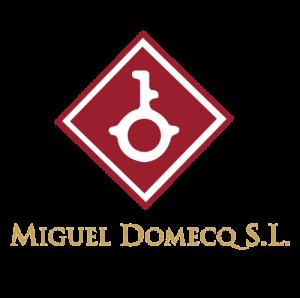 Logotipo Miguel Domecq Entrechuelos