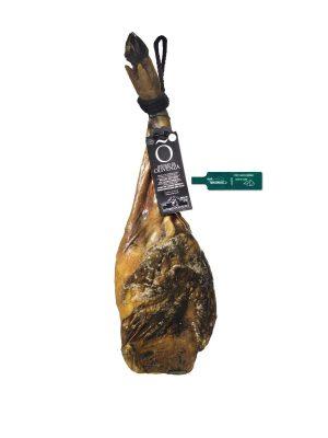 Paleta ibérica de cebo Señorío de Olivenza, sin conservantes, ni aditivos