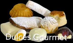 Dulces gourmet saboreando cádiz